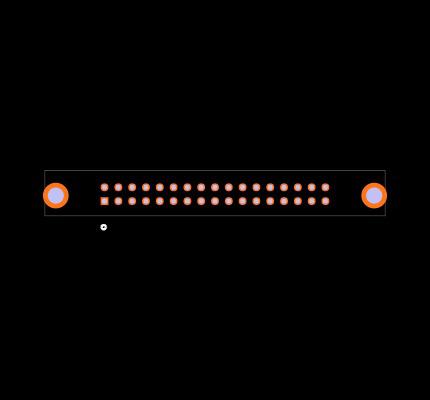 N3431-6202RB Footprint