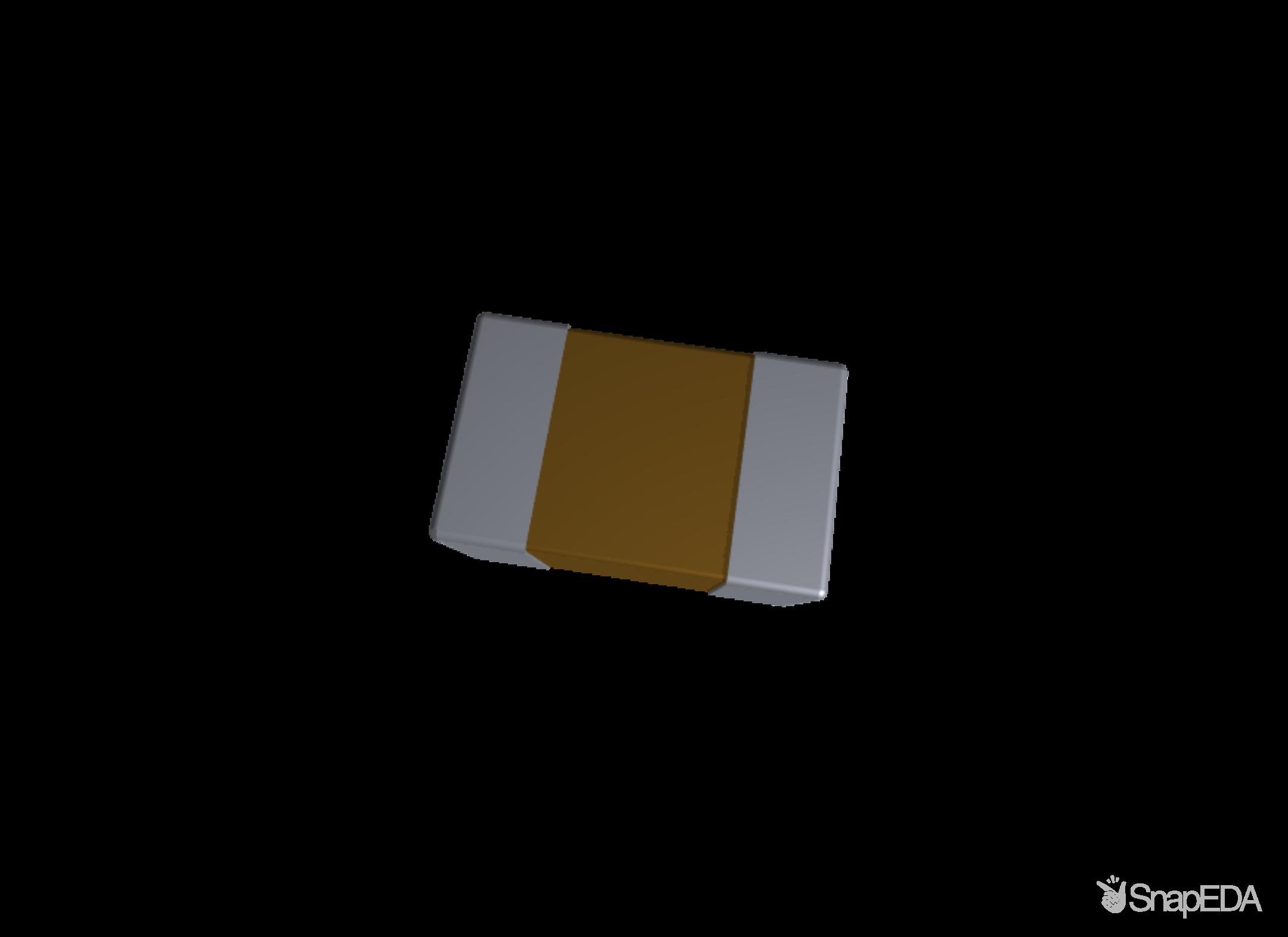 08055C104KAT2A 3D Model
