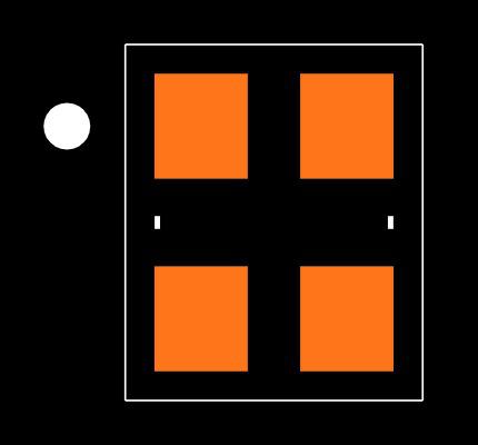 ABM10-26.000MHZ-7-A15-T Footprint