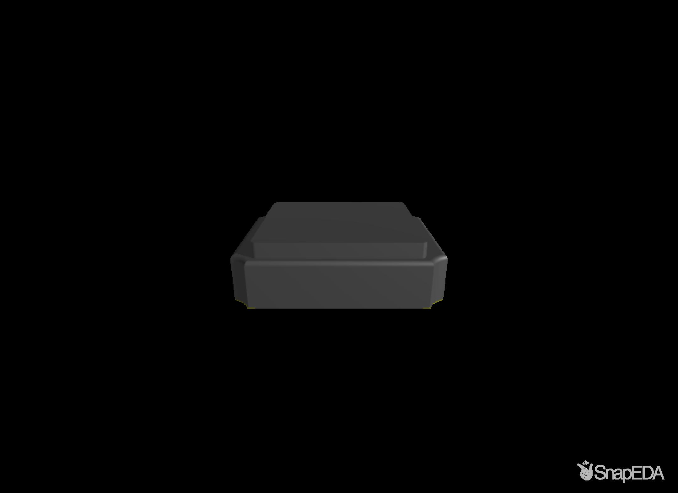 ABM8G-12.000MHZ-4Y-T3 3D Model