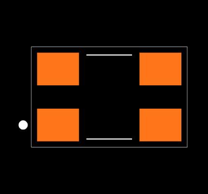 ABMM2-8.000MHZ-D1-T Footprint