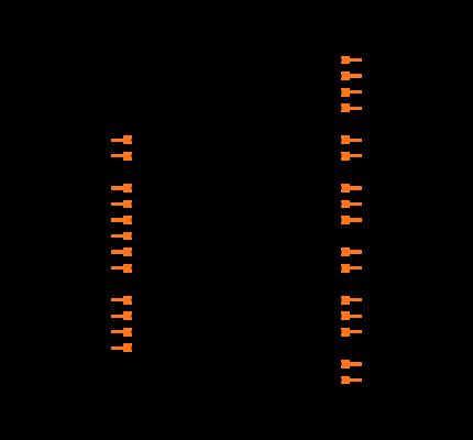 Icarus IoT Board Symbol