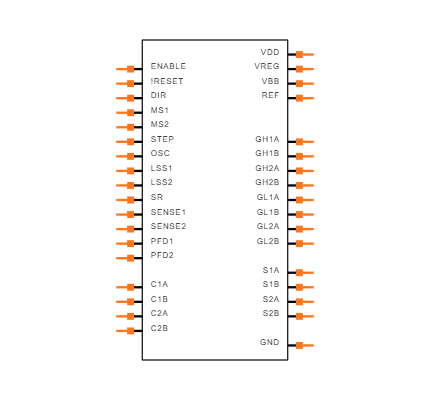 A4989SLDTR-T Symbol