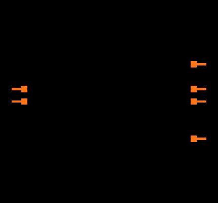 ACS711ELCTR-25AB-T Symbol
