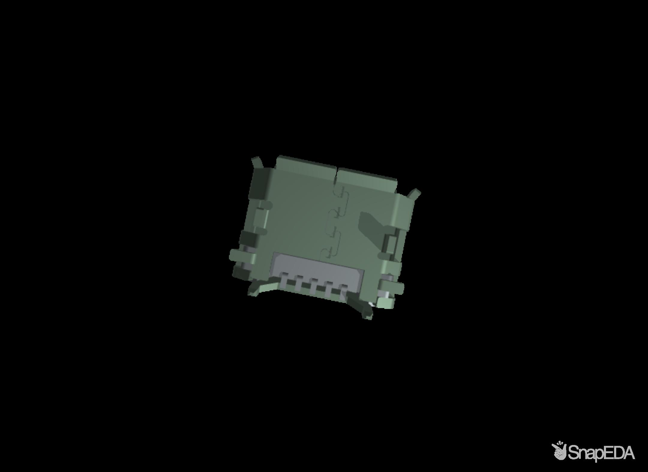10103594-0001LF 3D Model
