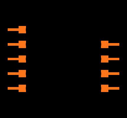 D09S13A4GX00LF Symbol