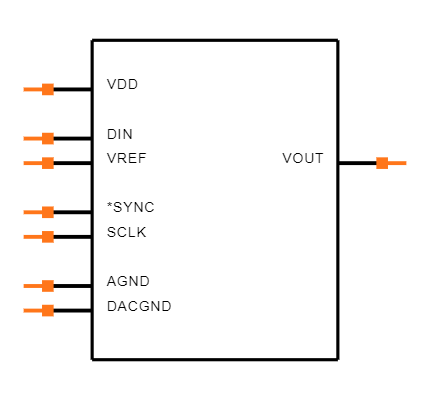AD5061YRJZ-1500RL7 Symbol