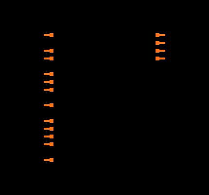 AD5064BRUZ Symbol