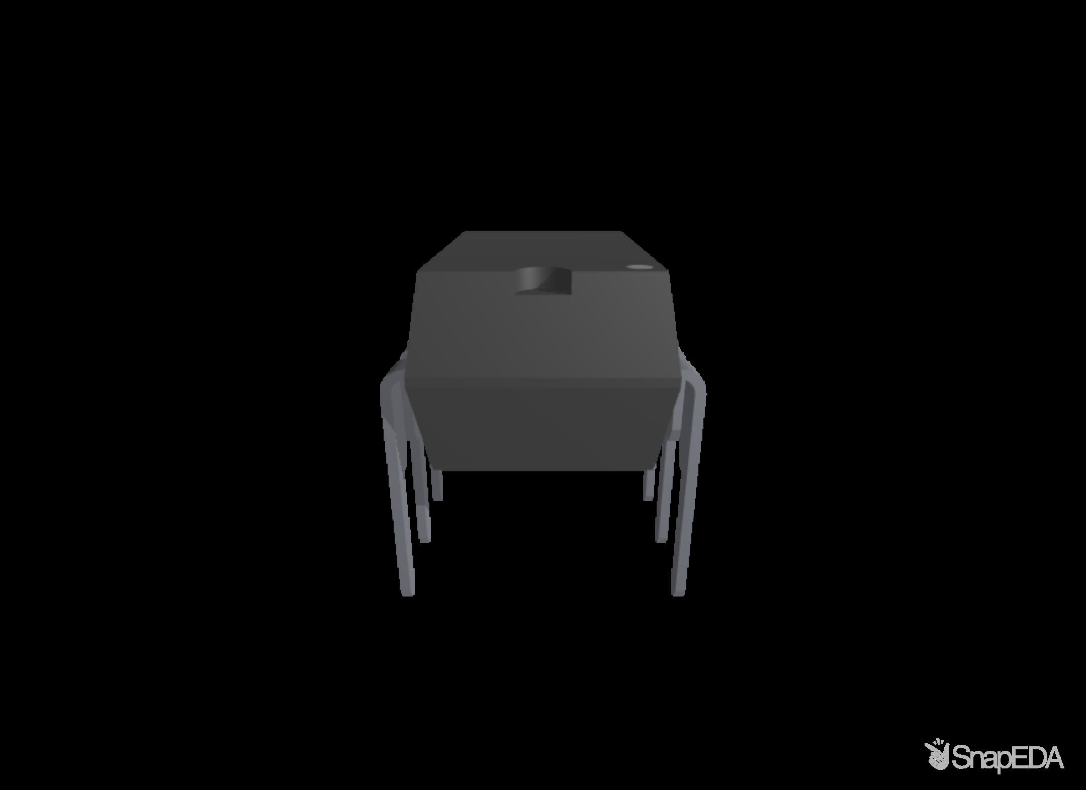 AD620ANZ 3D Model