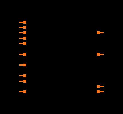 AD7376ARUZ50 Symbol