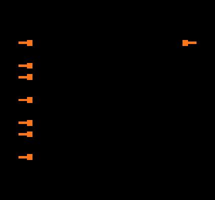AD781JNZ Symbol