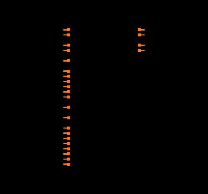 ADF4360-4BCPZRL7 Symbol