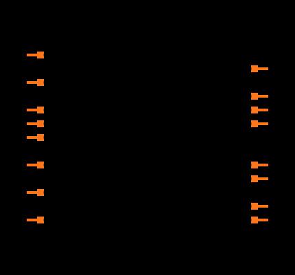 ADIS16203CCCZ Symbol