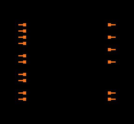 ADUM1402ARWZ-RL Symbol