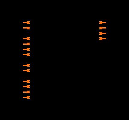 ADUM3402CRWZ-RL Symbol