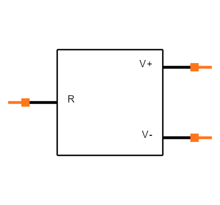 LM334Z Symbol