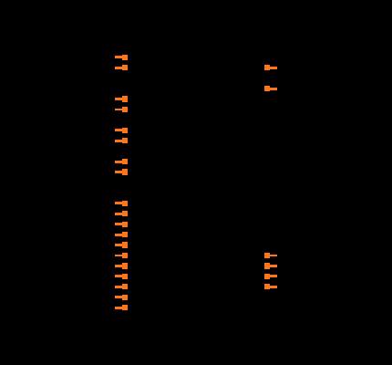 ADL5375-05ACPZ-R7 Symbol