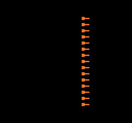 A-HDF 15 AA-WP Symbol
