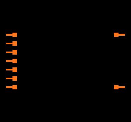 HDSP-C2E1 Symbol