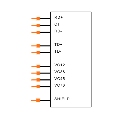 0813-1X1T-57-F Symbol