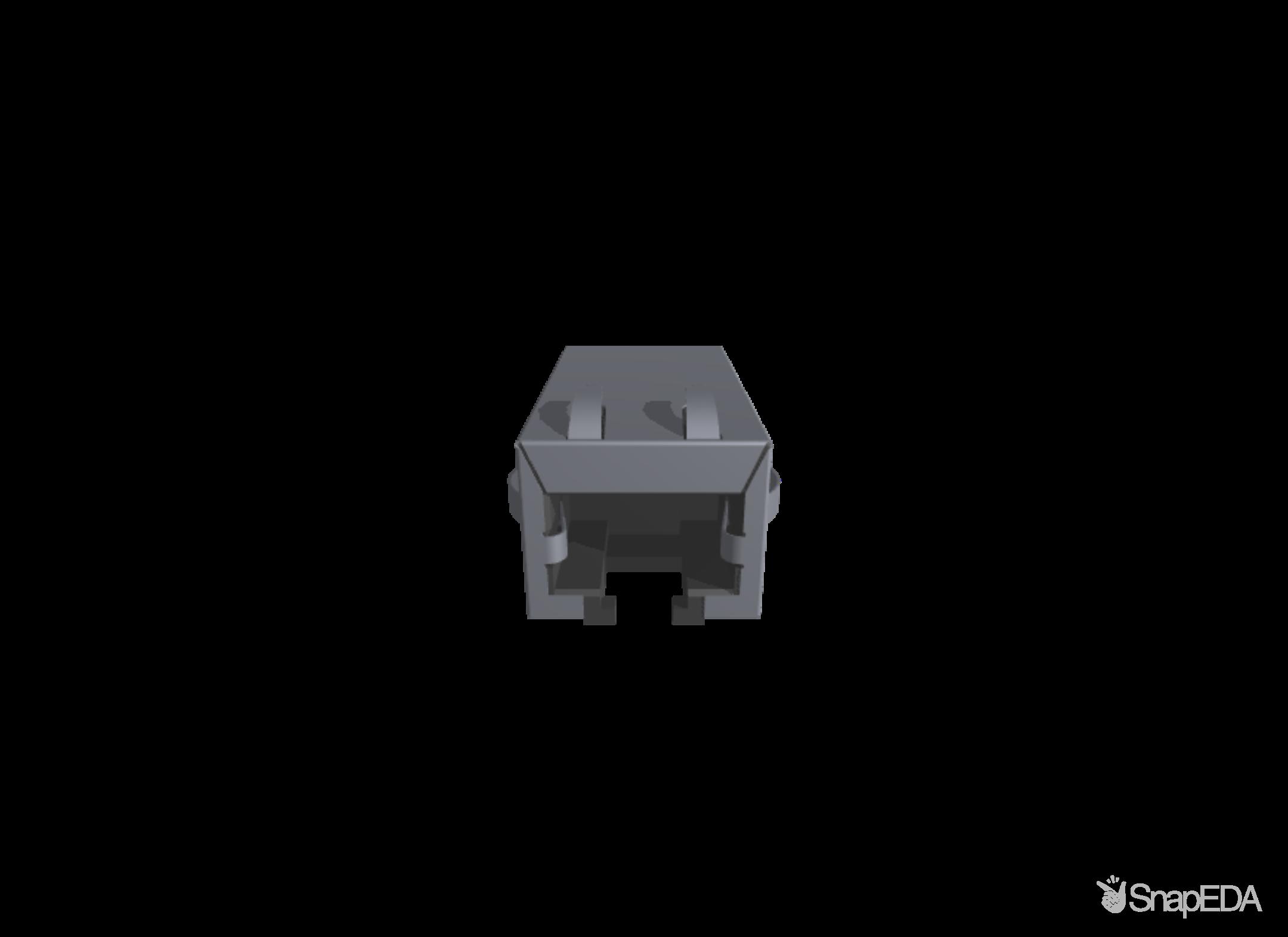 0813-1X1T-57-F 3D Model