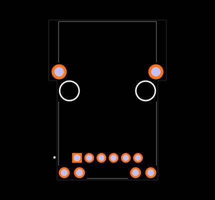 08B0-1D1T-06-F Footprint