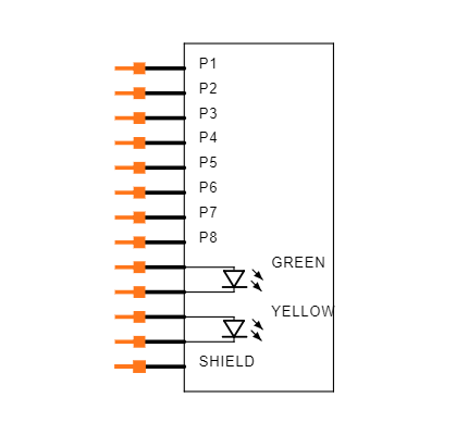 SI-50170-F Symbol