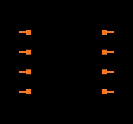 CAY16-221J4LF Symbol