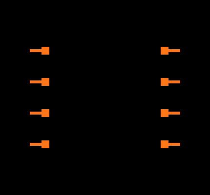 CAY16-222J4LF Symbol
