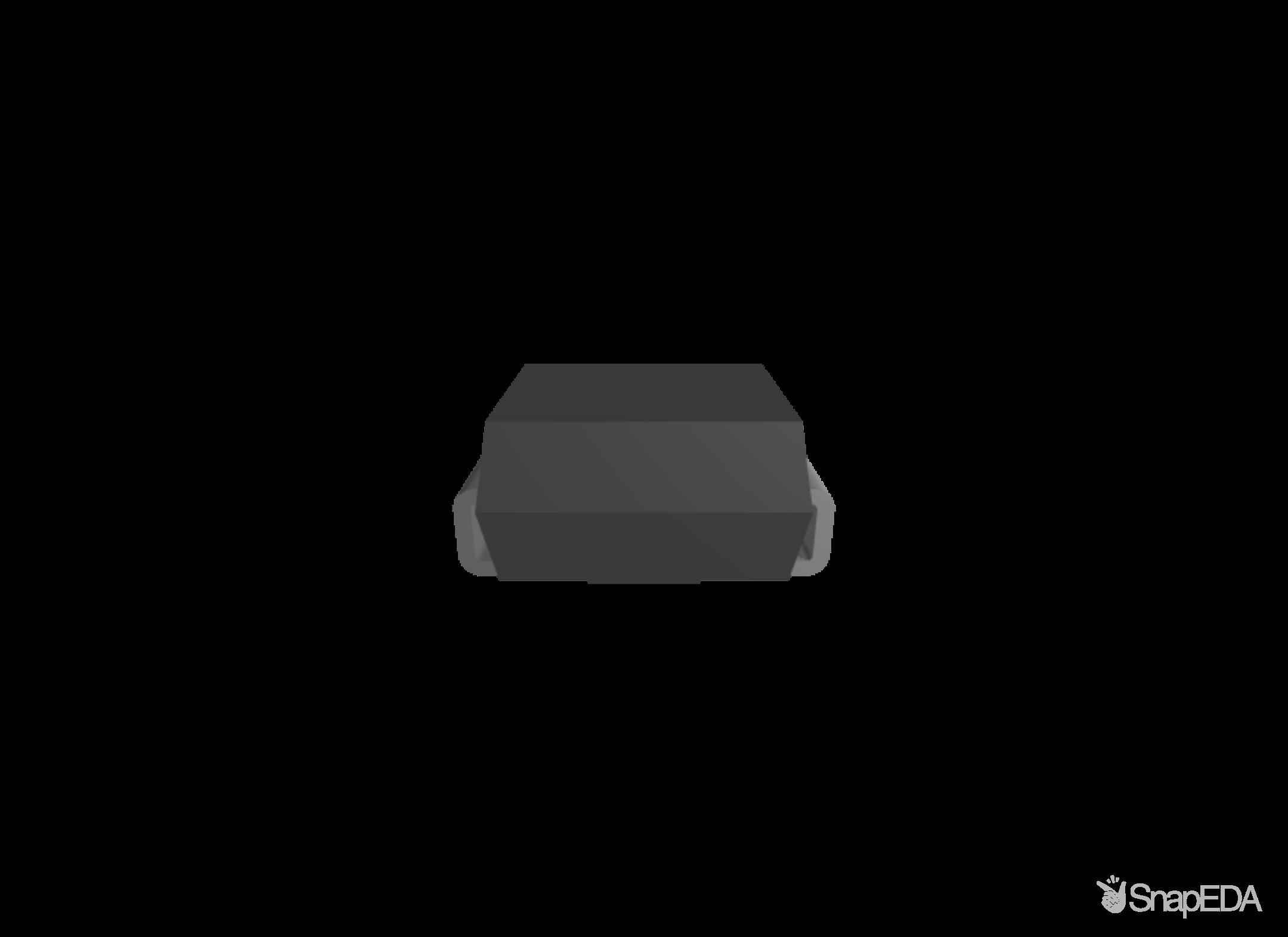 P6SMB12CA 3D Model