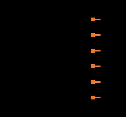 HFBR-EUD500Z Symbol