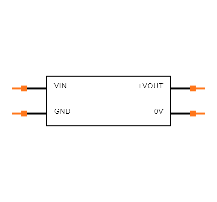 PDME1-S15-S5-S Symbol