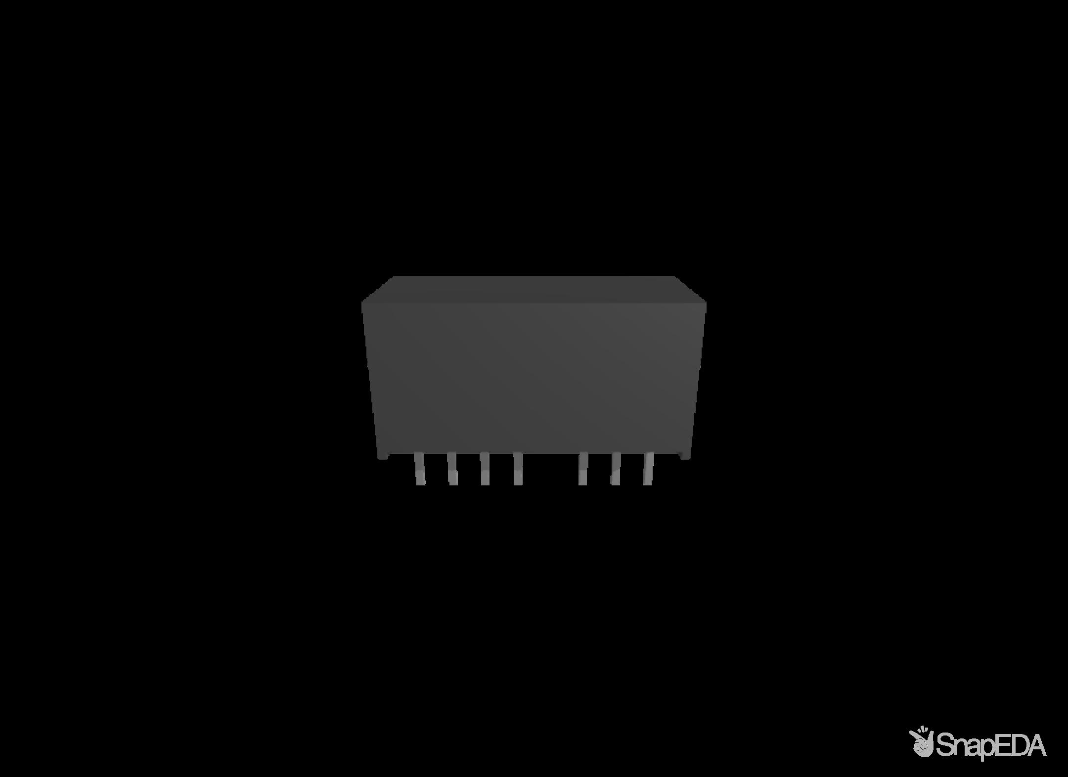 PDQ2-D12-D15-S 3D Model