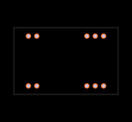 PQB3-D24-D15-D Footprint
