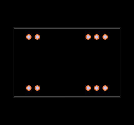 PQB3-D5-D15-D Footprint