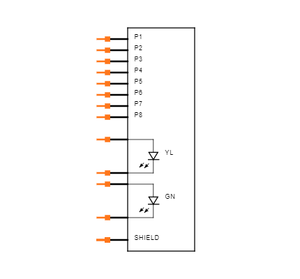 CRJ006-L1-TH Symbol
