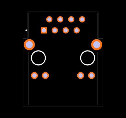 CRJ014-ML1-TH Footprint