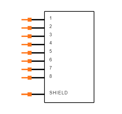 CRJ023-5-TH Symbol