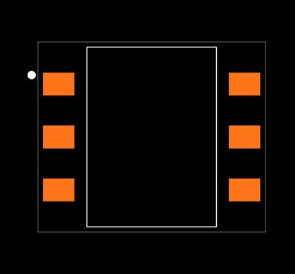 DS04-254-1-03BK-SMT Footprint