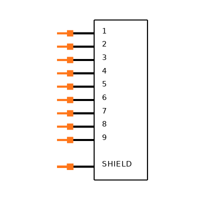 MD-90SM Symbol