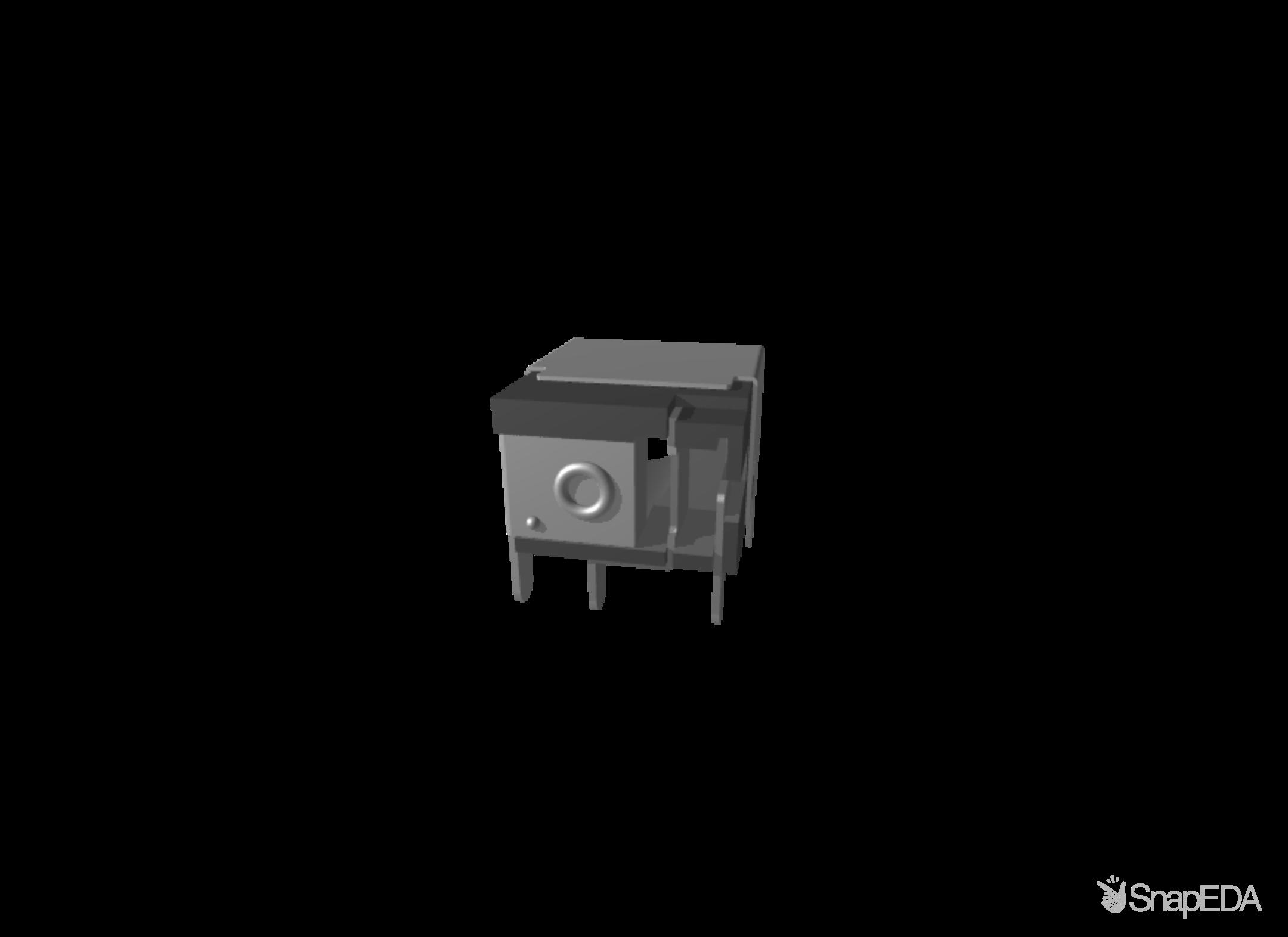 PJ-051AH 3D Model