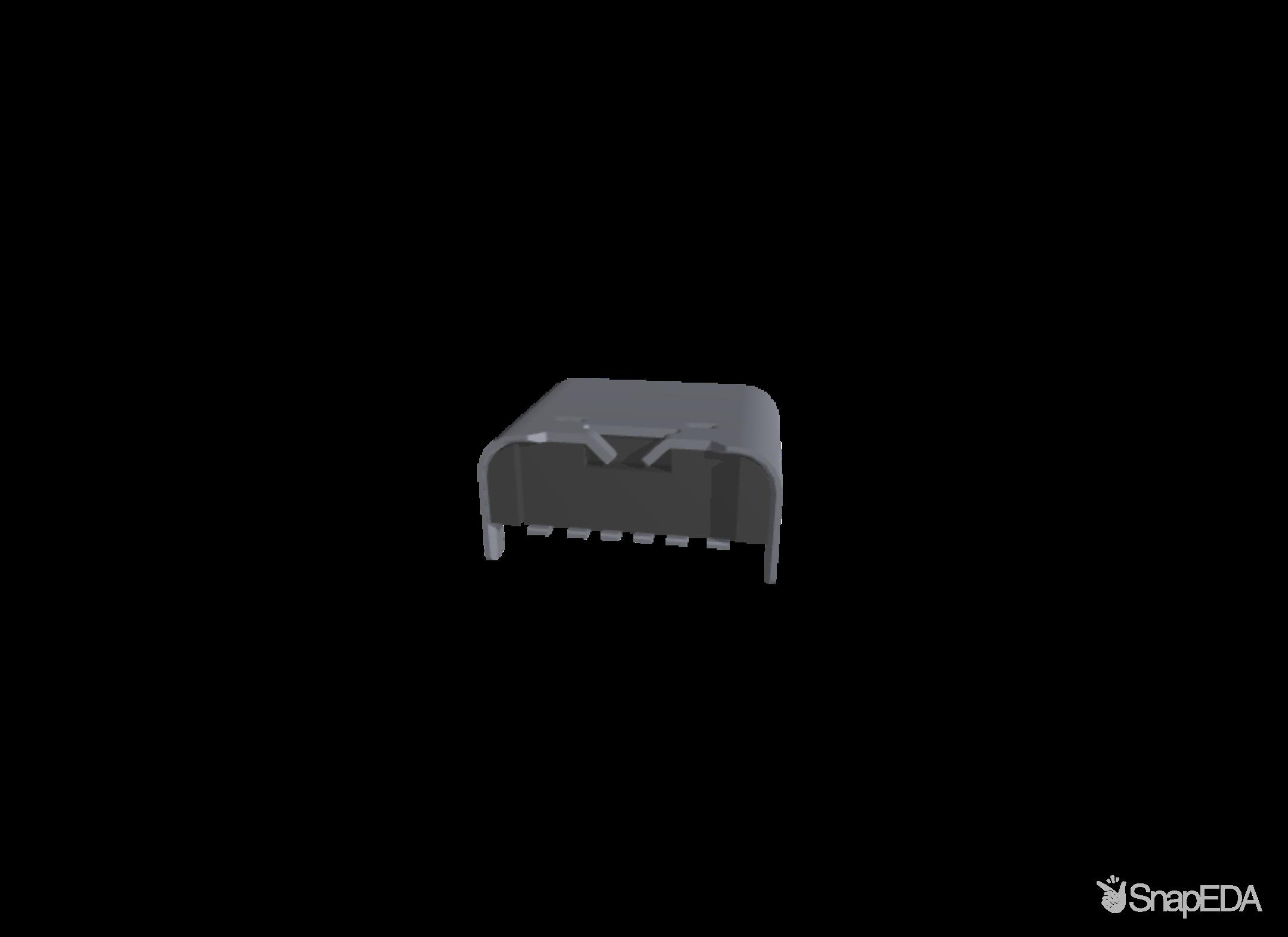 UJC-HP-3-SMT-TR 3D Model