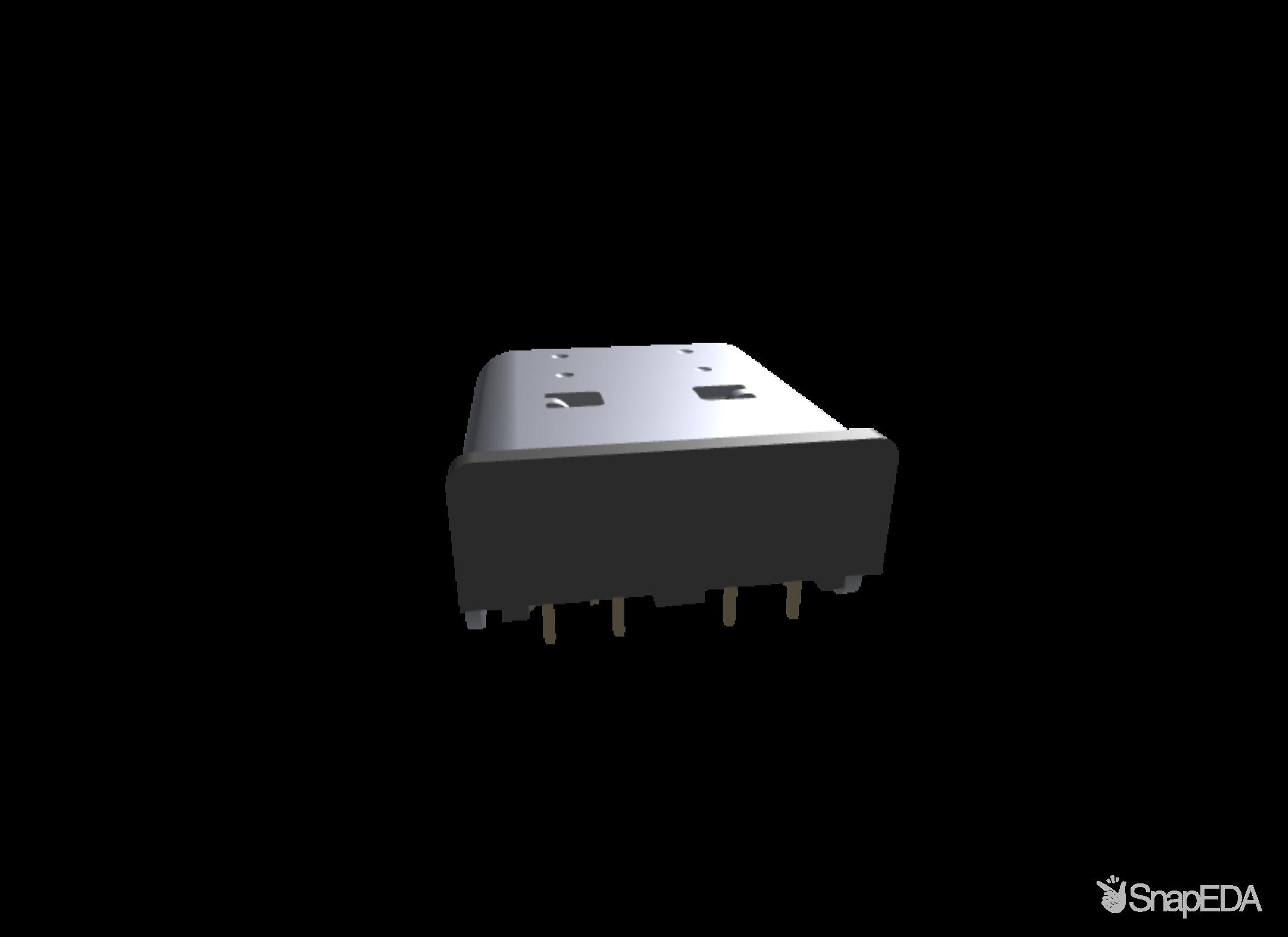 UJC-HP-G-SMT-TR 3D Model
