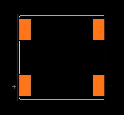 CDS-13138-SMT-TR Footprint