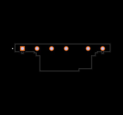 PBO-3-S15 Footprint