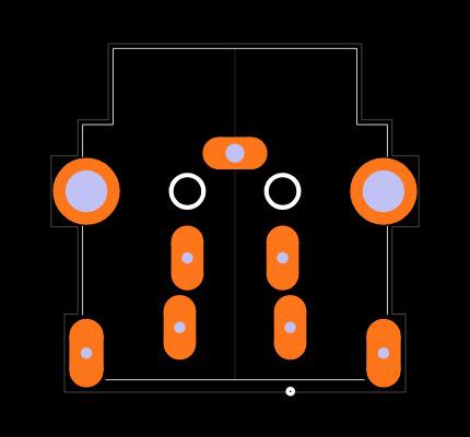 PD-40S Footprint