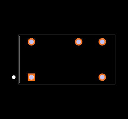 PEM2-S5-S5-D Footprint