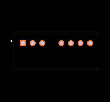 PQMC3-D24-D12-S Footprint