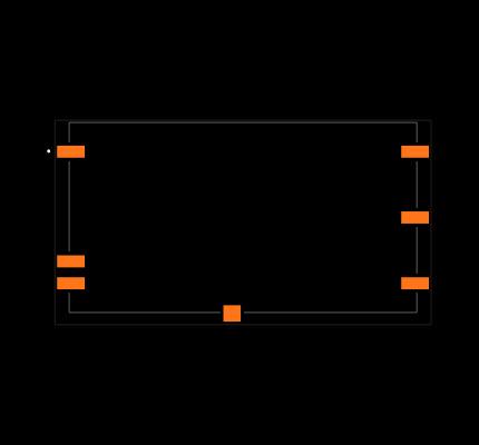 PYBJ10-Q24-S15-M Footprint