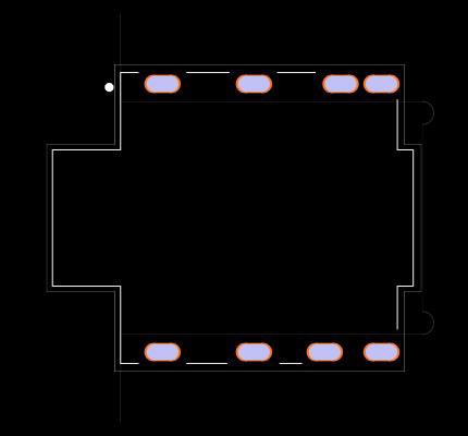 SJ-3506-SMT Footprint